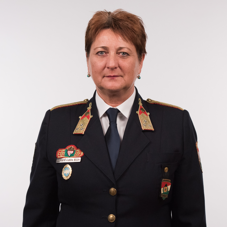 Alpekné Garda Hilda fotója