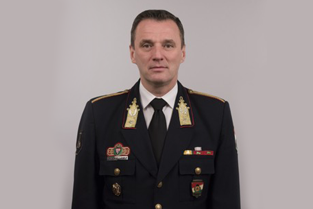 Dr. Bérczi László PhD egyetemi adjunktus fotója