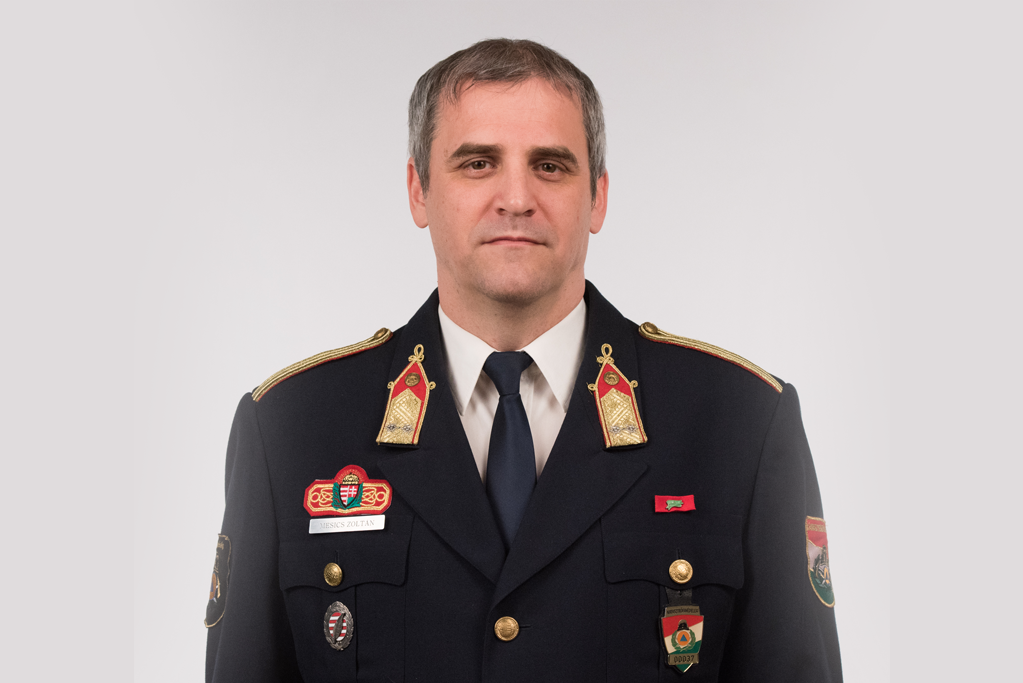 Dr. Mesics Zoltán PhD fotója