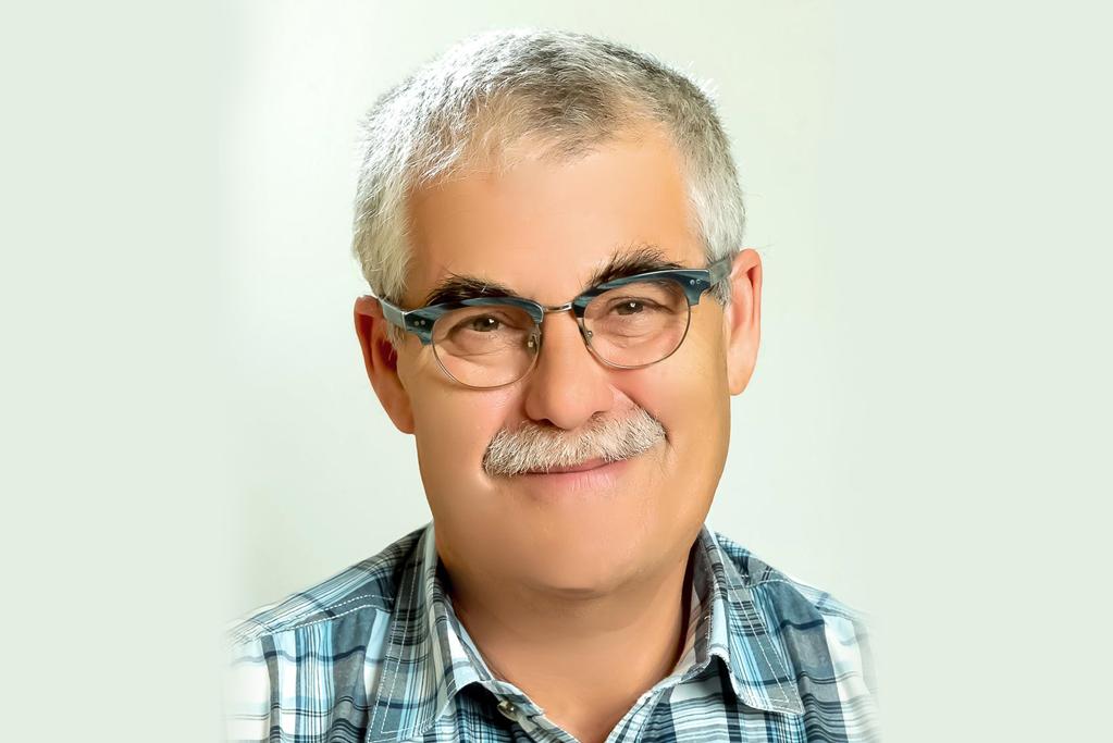 Dr. habil Endrődi István PhD fotója