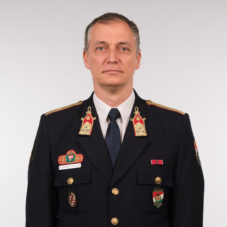 Dr. Szomolányi Gábor fotója