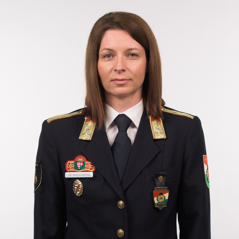 Dr. Bónyai Eszter fotója