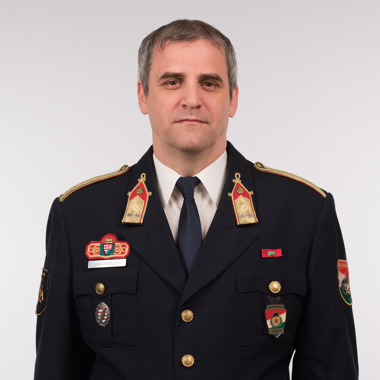 Dr. Mesics Zoltán fotója