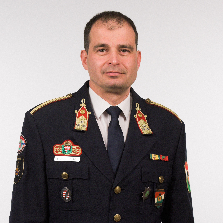 Dr. Jackovics Péter