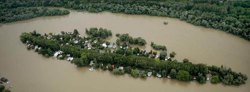 Katasztrófatípusok - Mit tegyek hirtelen áradás után? aloldal fejlécképe