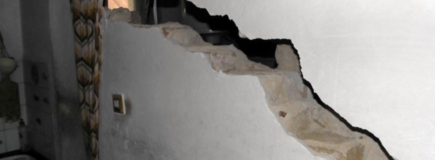 Katasztrófatípusok - Mit tegyünk földrengés esetén aloldal fejlécképe