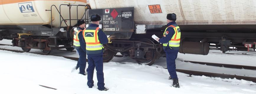 Katasztrófatípusok - Közlekedési balesetek - Veszélyes anyagok szállítása aloldal fejlécképe