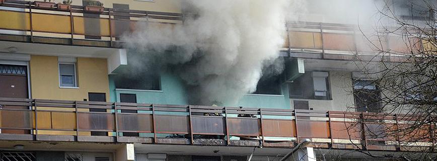 Katasztrófatípusok - Panellakások tüzei aloldal fejlécképe