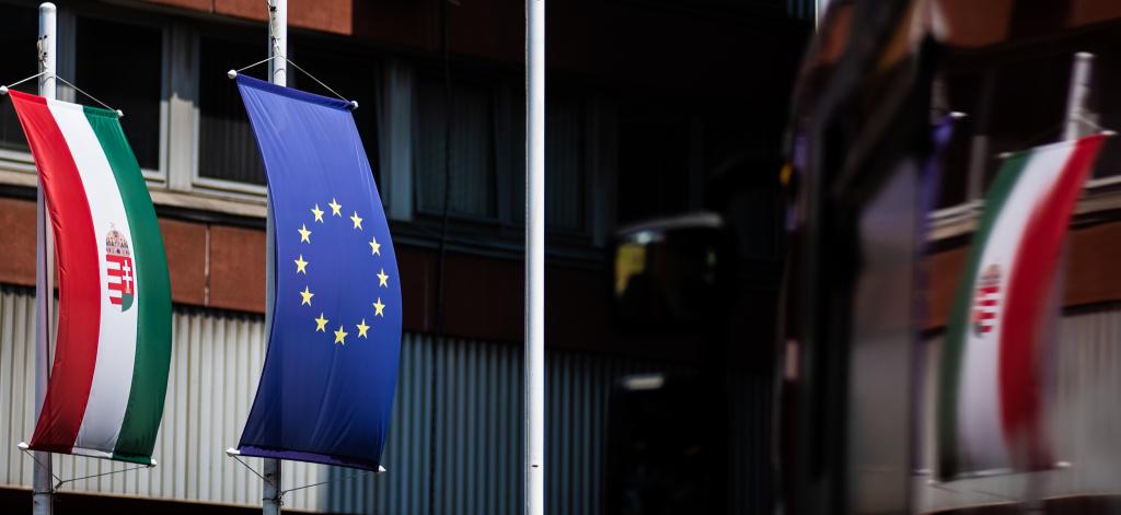 NATO és EU tagságból eredő feladatok aloldal fejlécképe