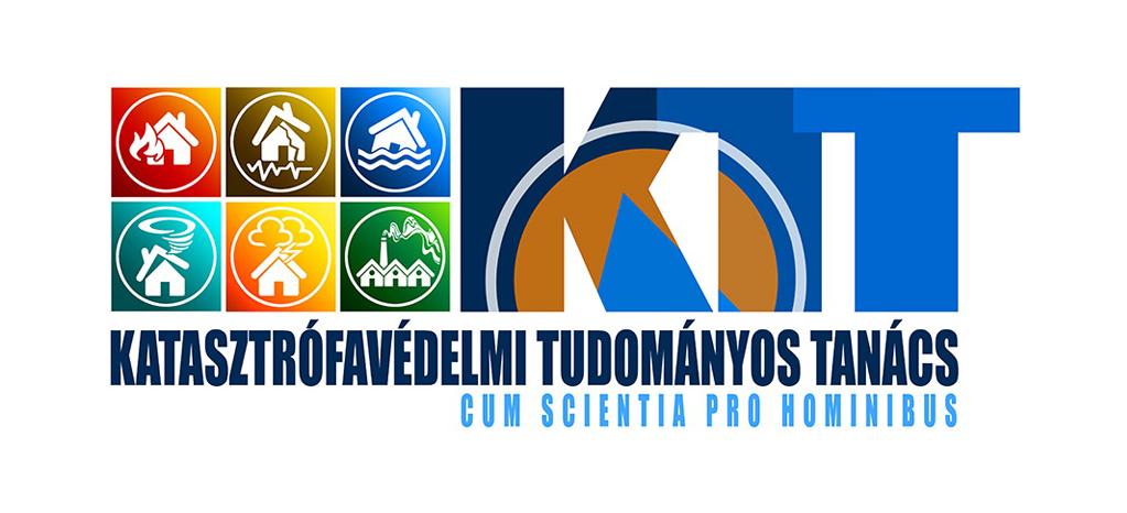 Katasztrófavédelmi Tudományos Tanács aloldal fejlécképe