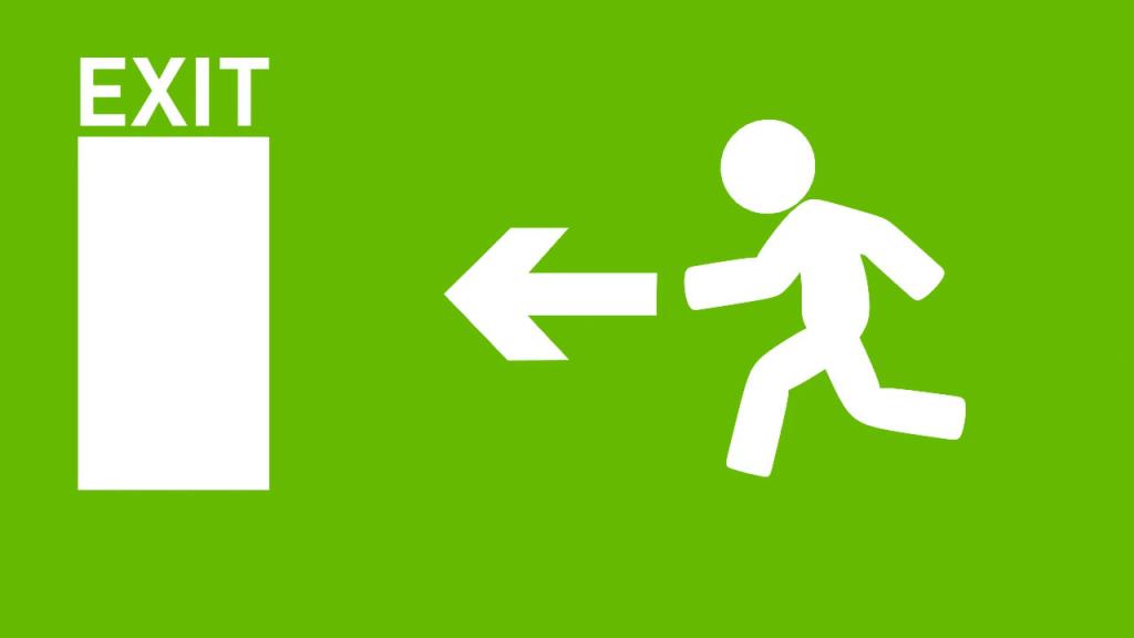 Menekítés balra című videó előképe