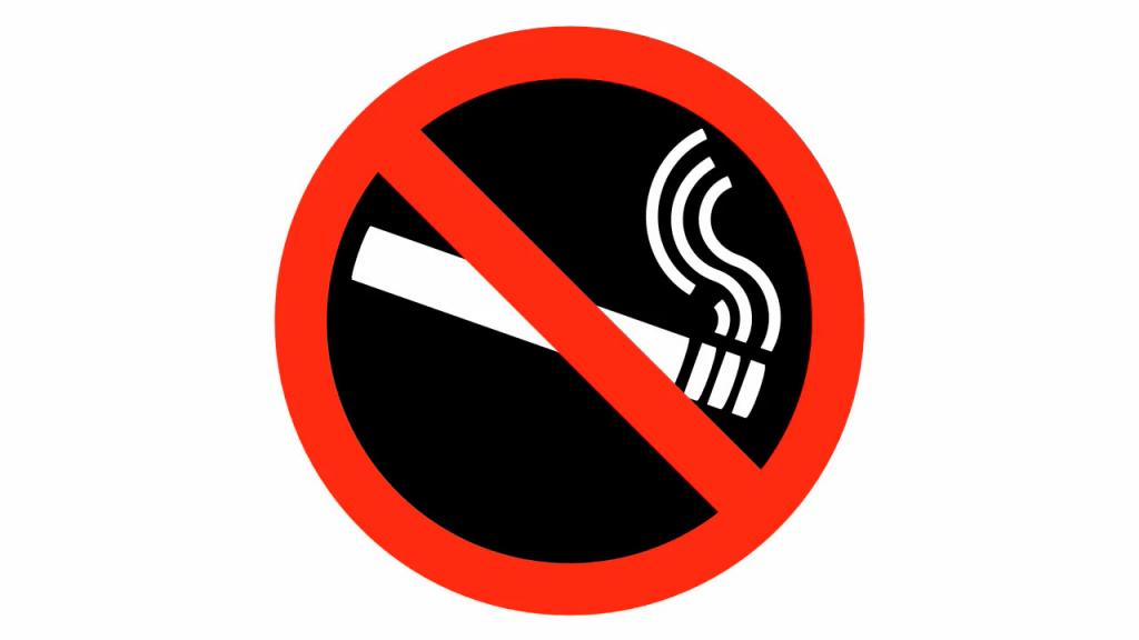 Tilos a dohányzás című videó előképe