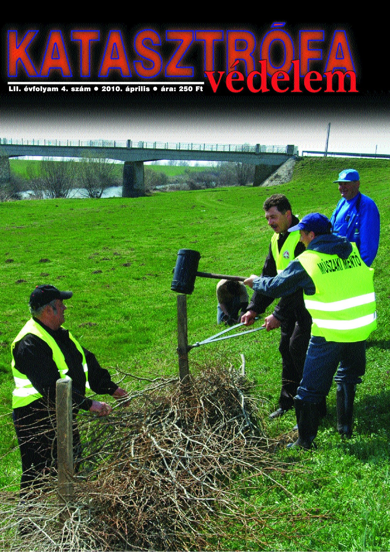 A Katasztrófavédelem magazin LII. évfolyam 4. szám megtekintése