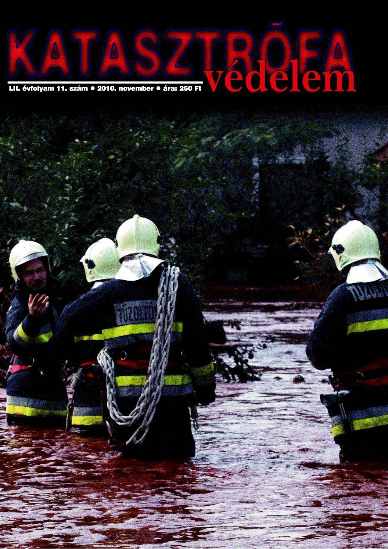 A Katasztrófavédelem magazin LII. évfolyam 11. szám megtekintése