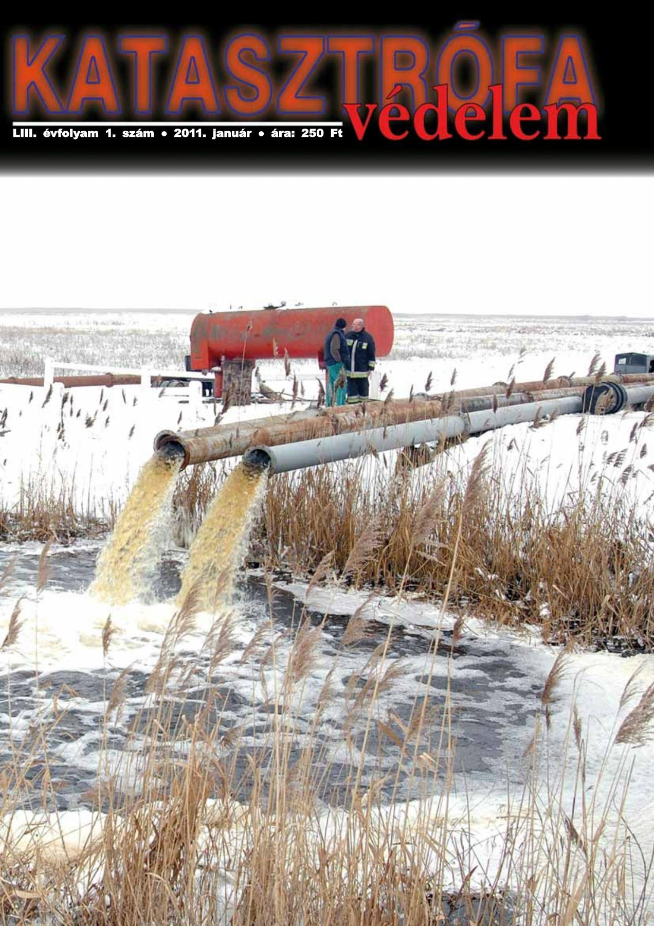 A Katasztrófavédelem magazin LIII. évfolyam 1. szám megtekintése