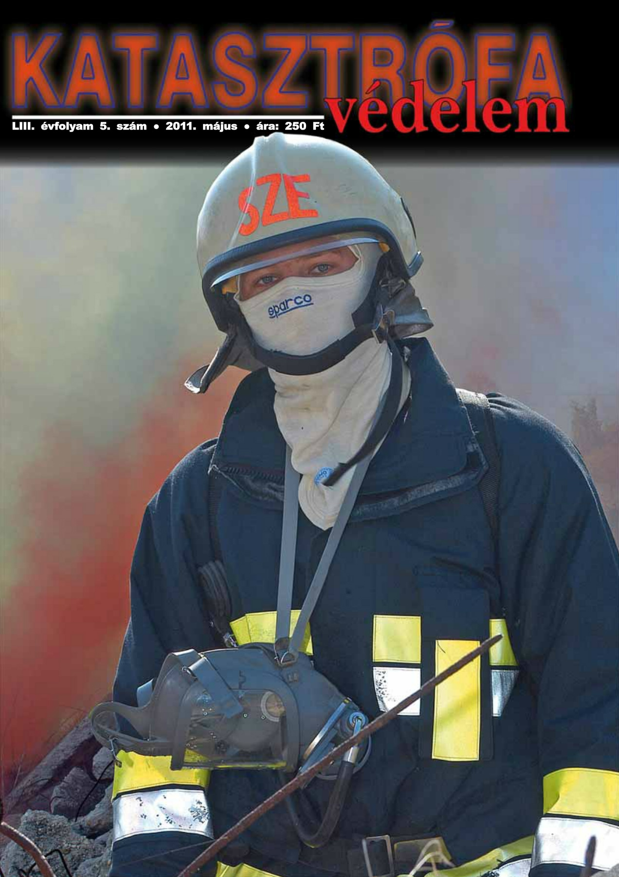 A Katasztrófavédelem magazin LIII. évfolyam 5. szám megtekintése