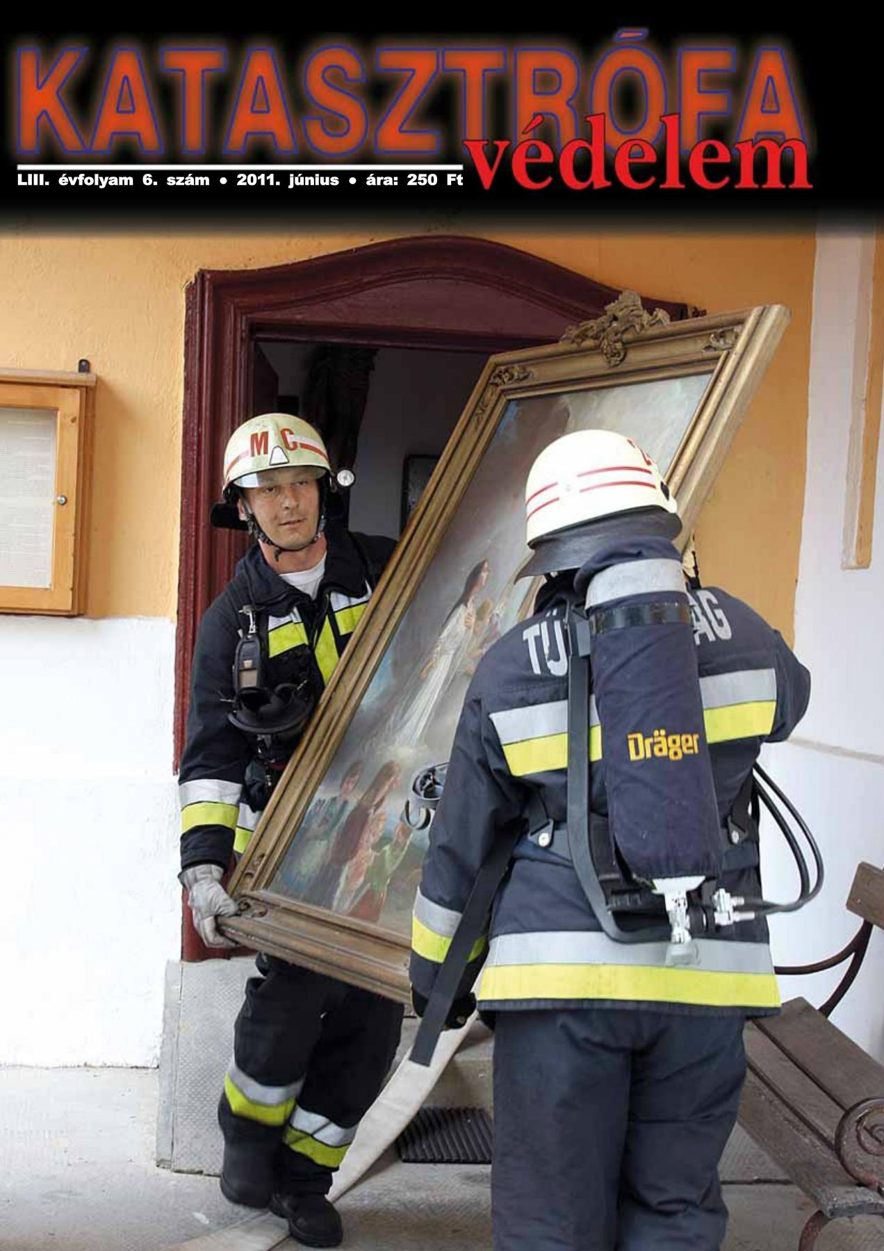 A Katasztrófavédelem magazin LIII. évfolyam 6. szám megtekintése