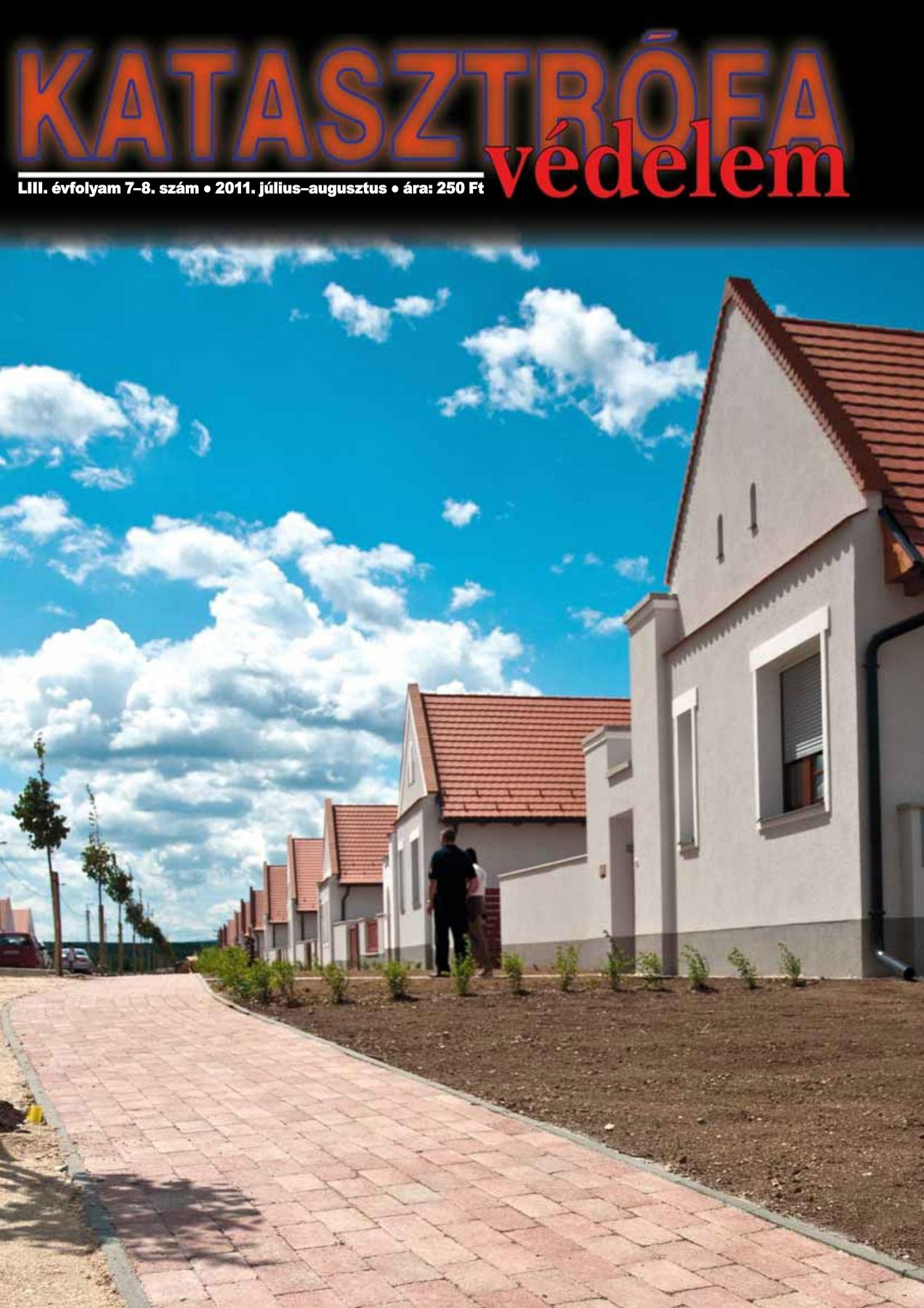 A Katasztrófavédelem magazin LIII. évfolyam 7-8. szám megtekintése