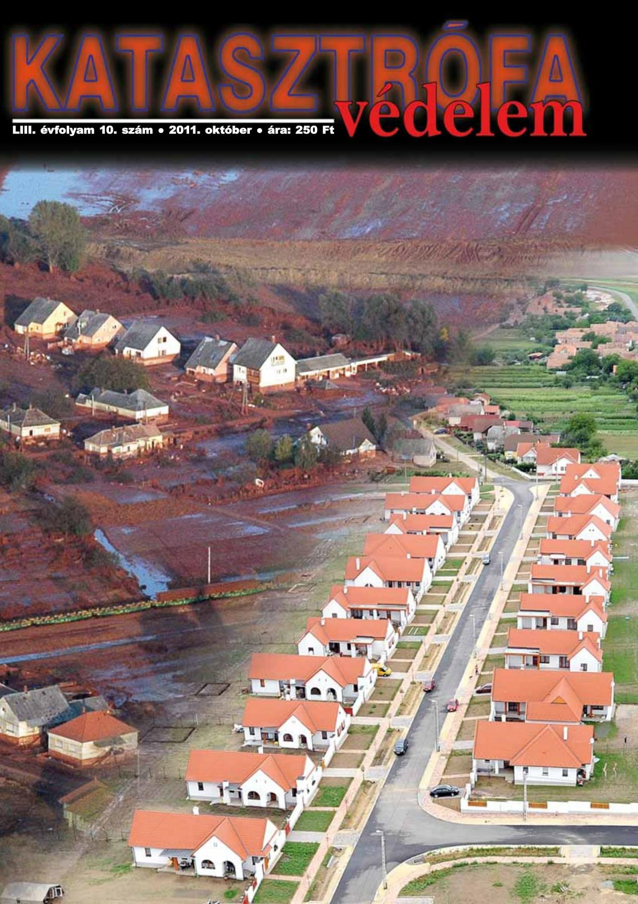 A Katasztrófavédelem magazin LIII. évfolyam 10. szám megtekintése