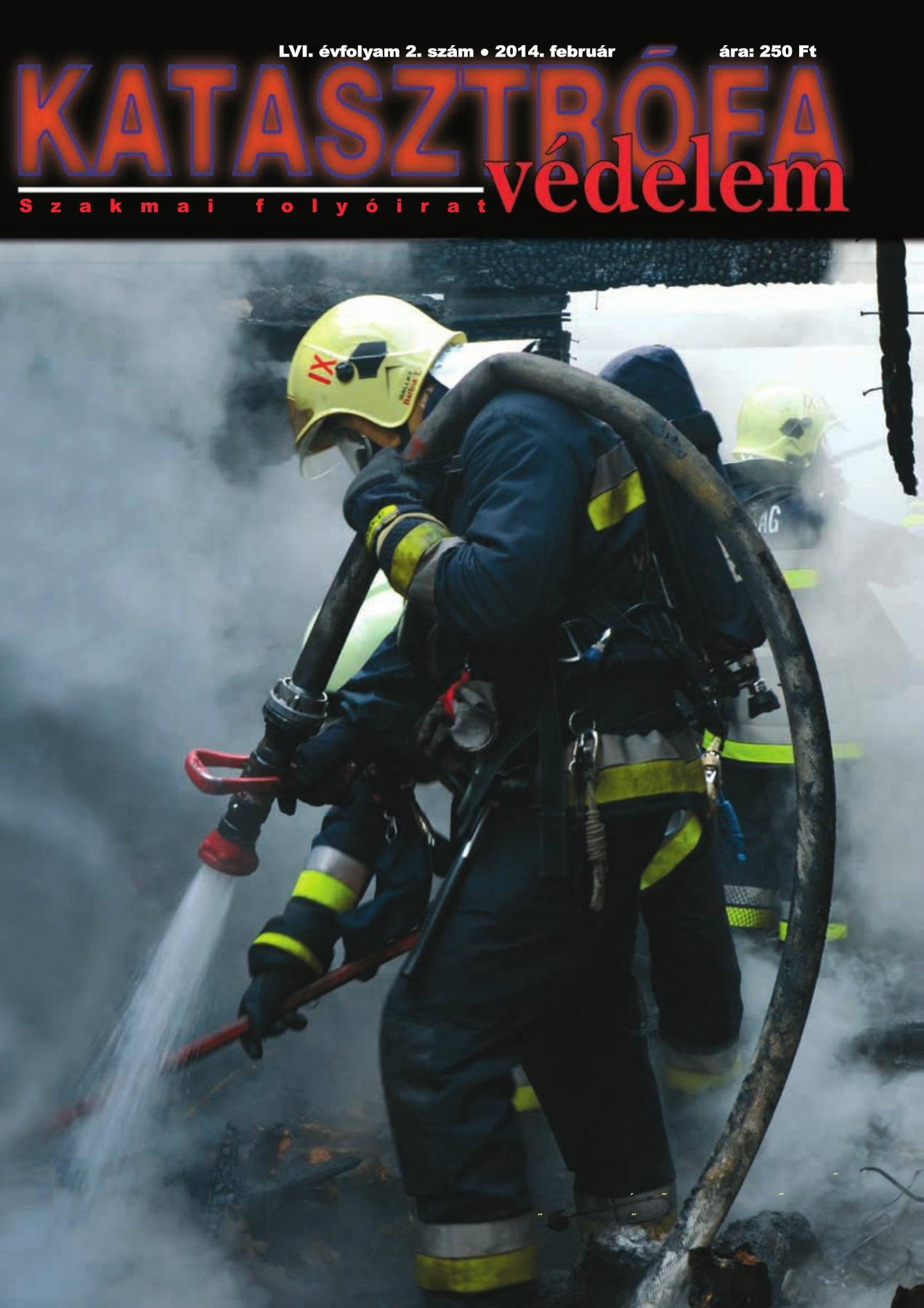 A Katasztrófavédelem magazin LVI. évfolyam 2. szám megtekintése