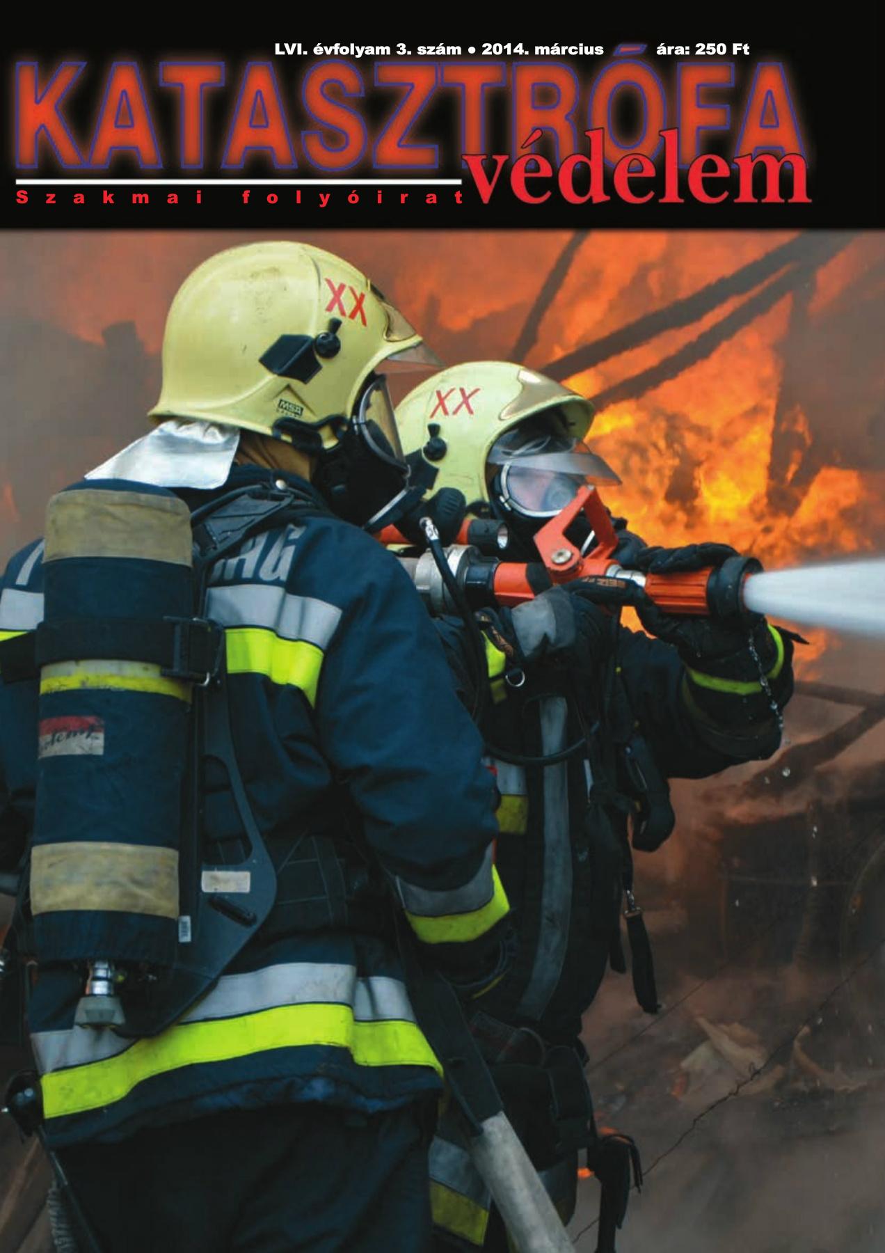 A Katasztrófavédelem magazin LVI. évfolyam 3. szám megtekintése