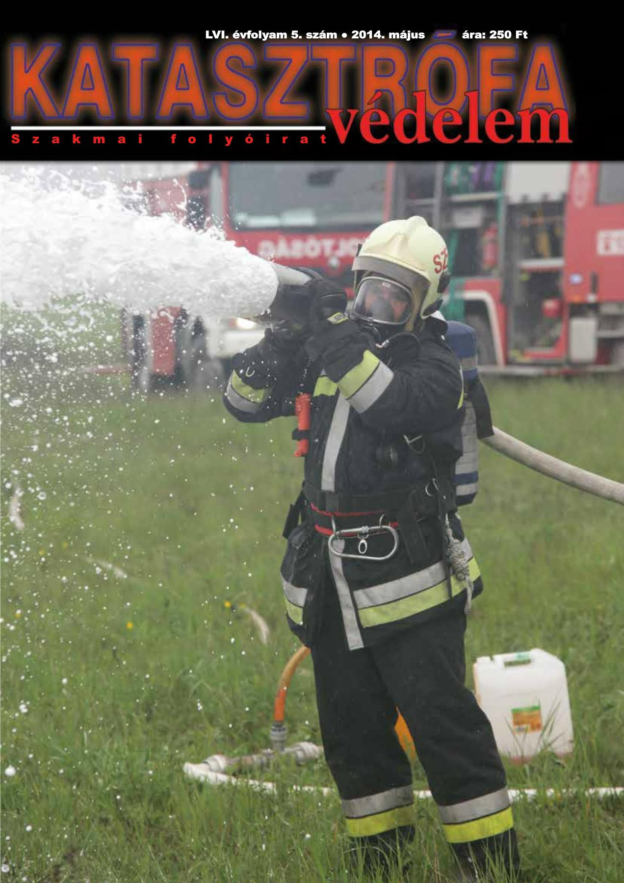 A Katasztrófavédelem magazin LVI. évfolyam 5. szám megtekintése