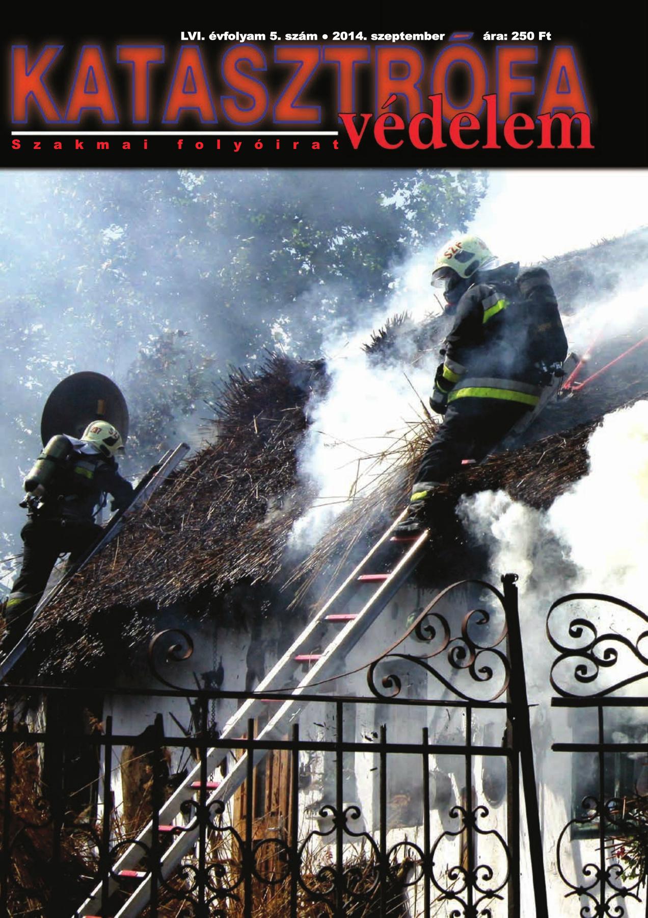 A Katasztrófavédelem magazin LVI. évfolyam 9. szám megtekintése