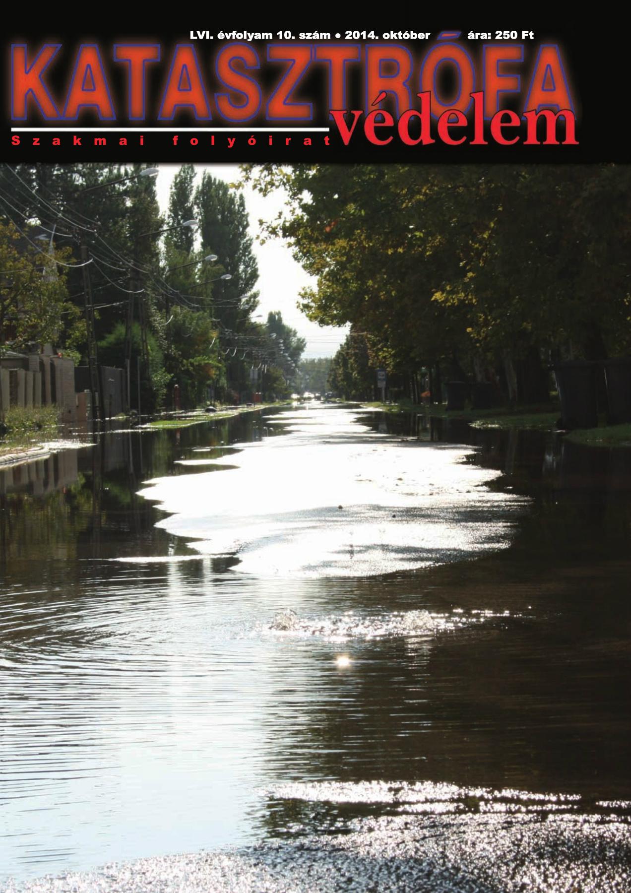 A Katasztrófavédelem magazin LVI. évfolyam 10. szám megtekintése