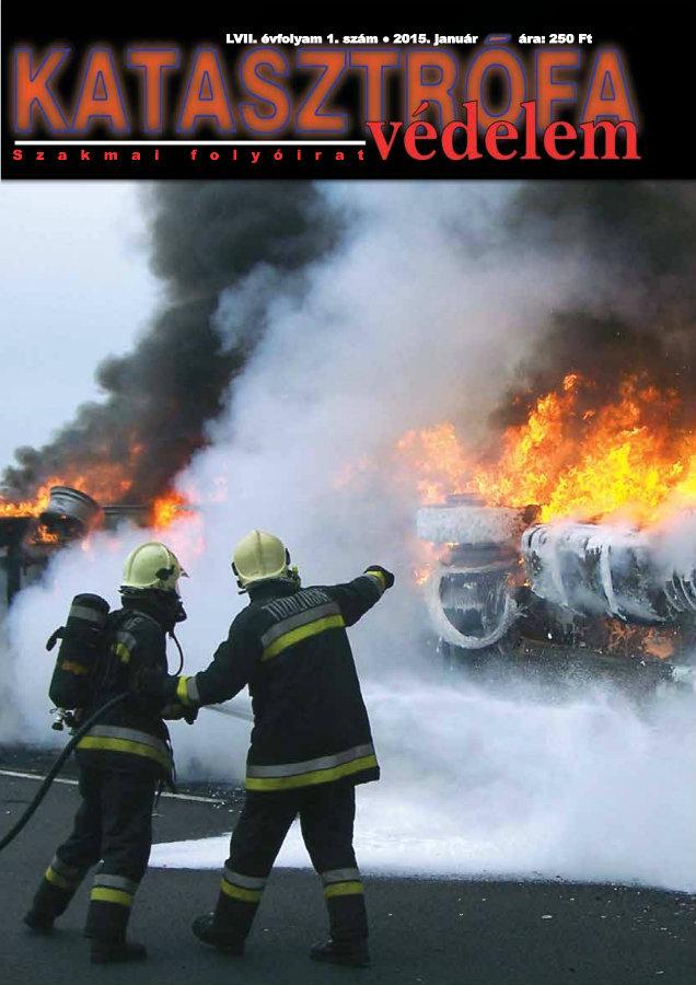 A Katasztrófavédelem magazin LVII. évfolyam 1. szám megtekintése