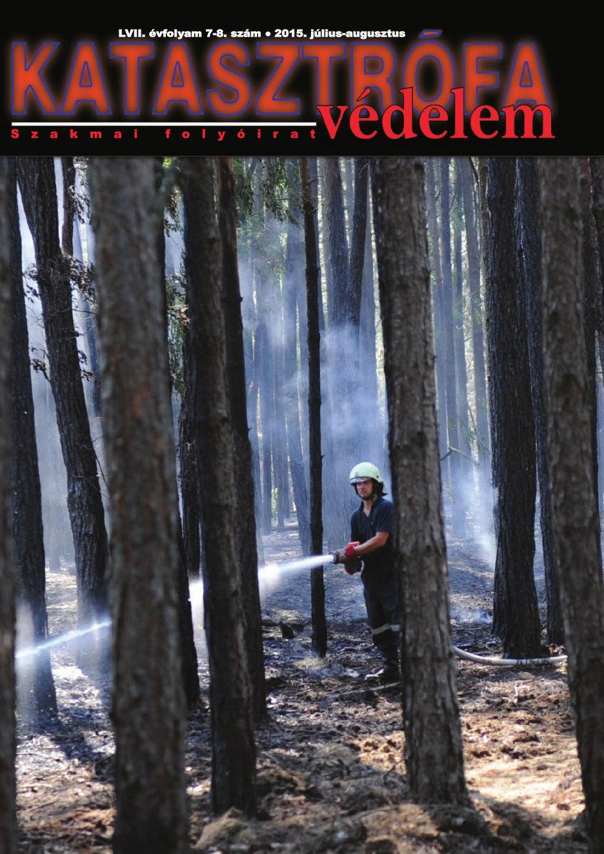 A Katasztrófavédelem magazin LVII. évfolyam 7-8. szám megtekintése