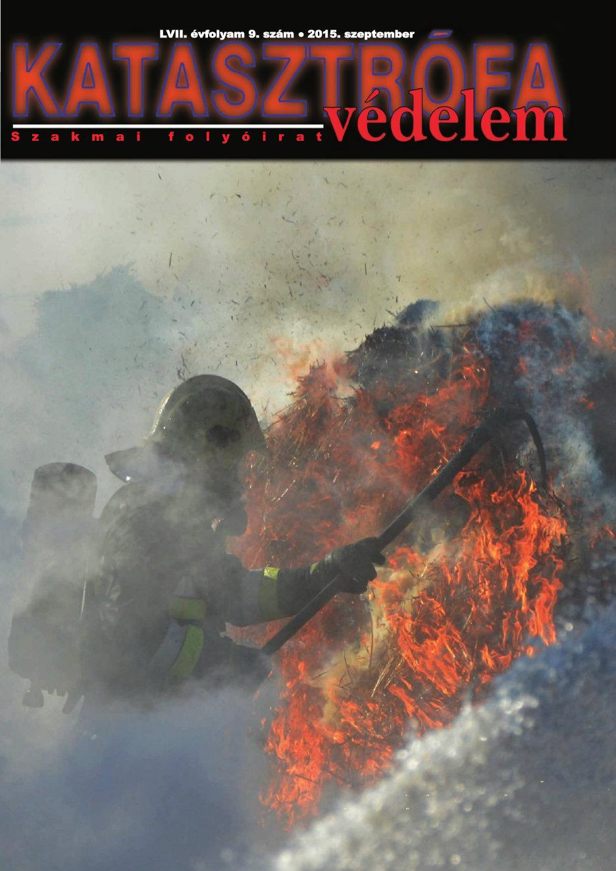 A Katasztrófavédelem magazin LVII. évfolyam 9. szám megtekintése