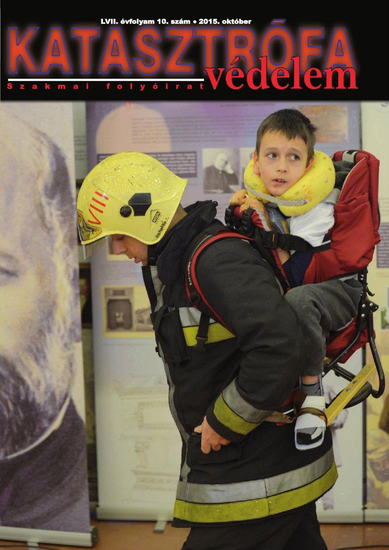A Katasztrófavédelem magazin LVII. évfolyam 10. szám megtekintése