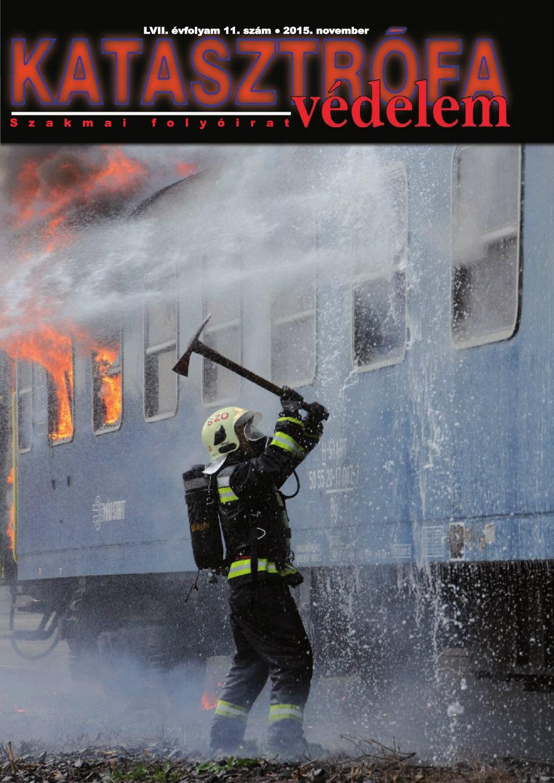 A Katasztrófavédelem magazin LVII. évfolyam 11. szám megtekintése