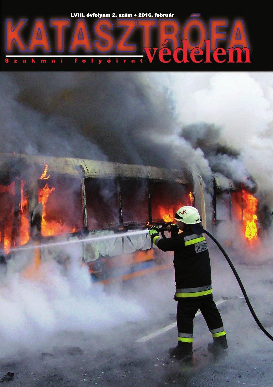 A Katasztrófavédelem magazin LVIII. évfolyam 2. szám megtekintése