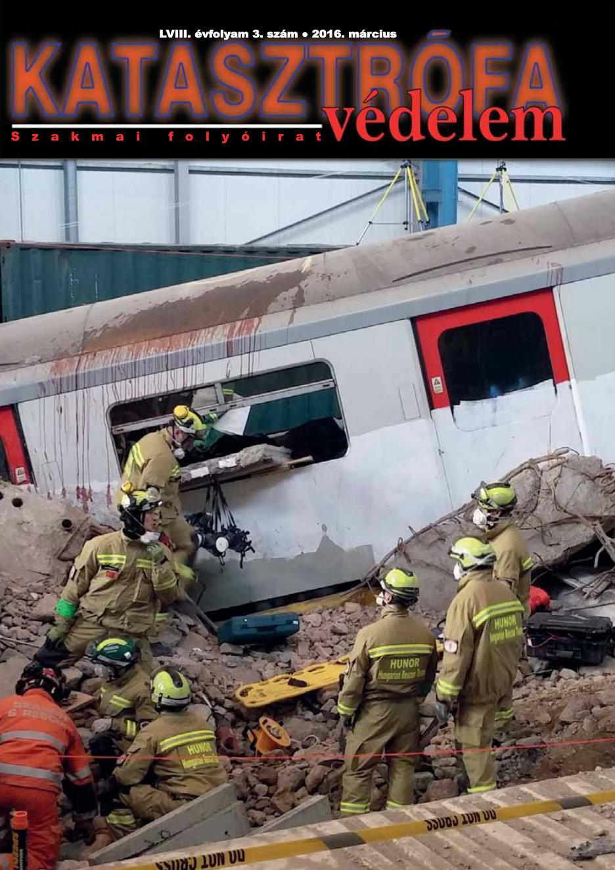 A Katasztrófavédelem magazin LVIII. évfolyam 3. szám megtekintése
