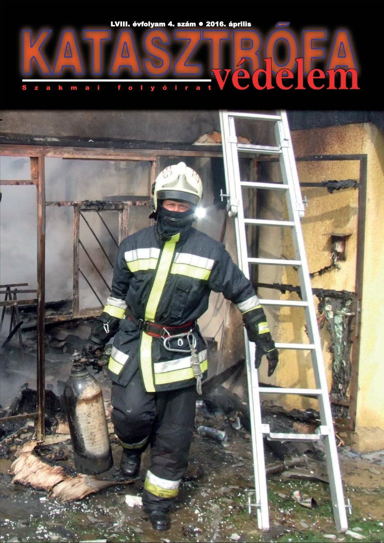 A Katasztrófavédelem magazin LVIII. évfolyam 4. szám megtekintése