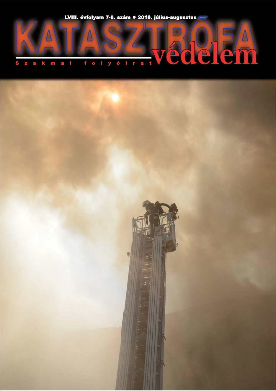 A Katasztrófavédelem magazin LVIII. évfolyam 7-8. szám megtekintése
