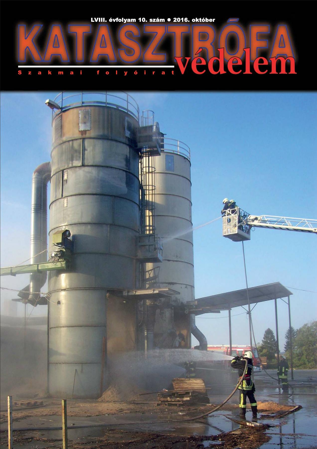 A Katasztrófavédelem magazin LVIII. évfolyam 10. szám megtekintése