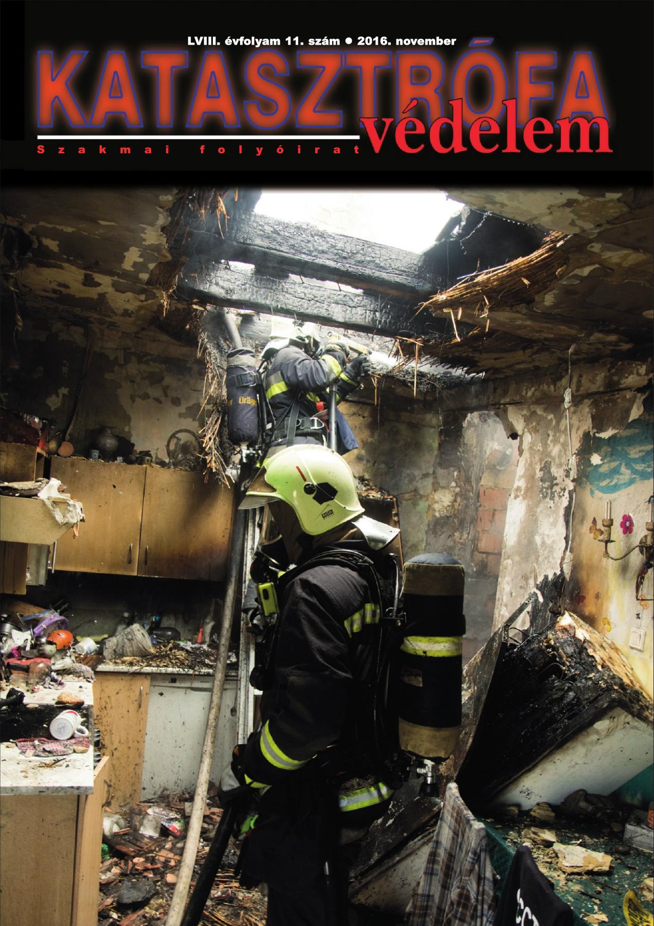 A Katasztrófavédelem magazin LVIII. évfolyam 11. szám megtekintése