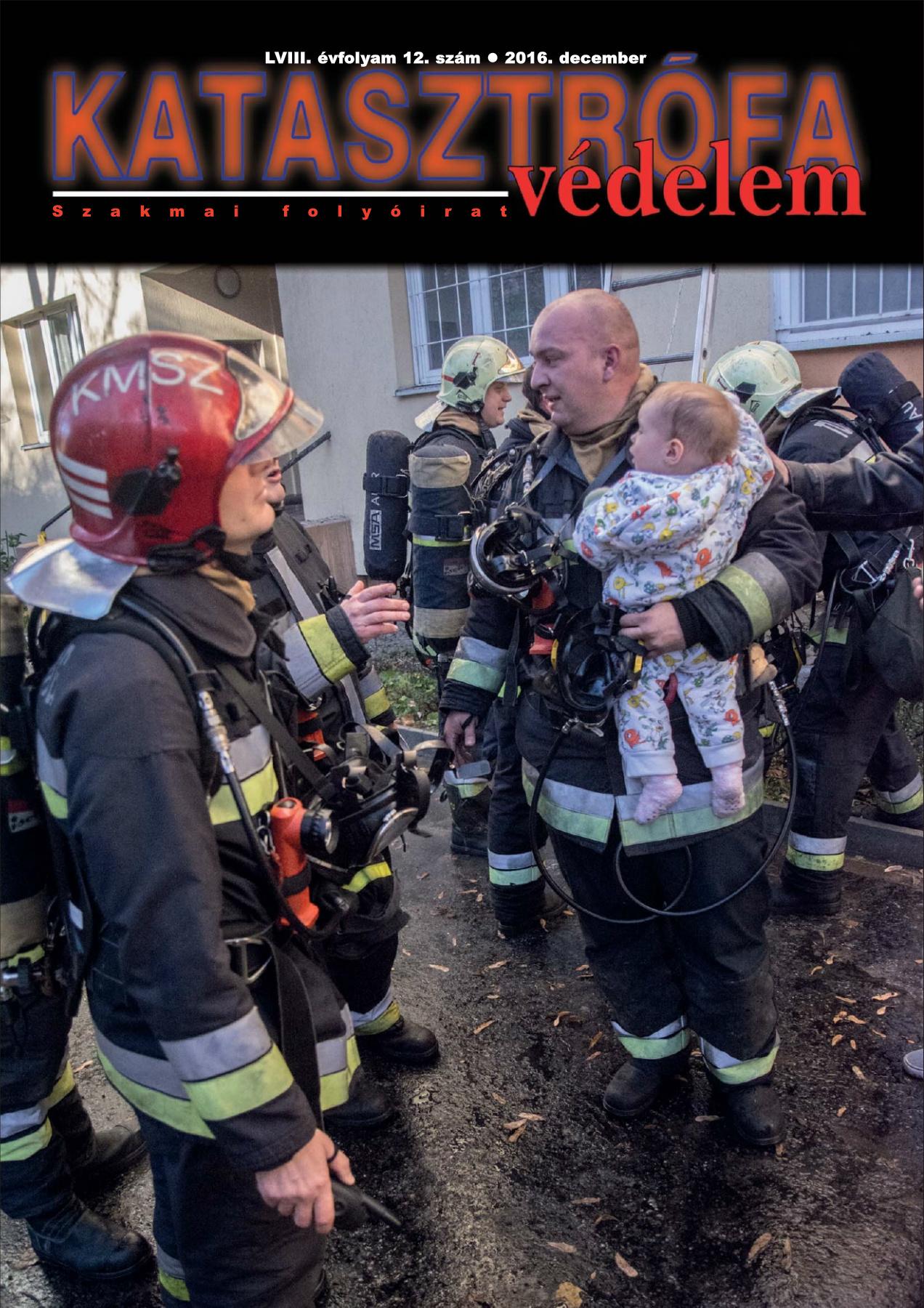 A Katasztrófavédelem magazin LVIII. évfolyam 12. szám megtekintése