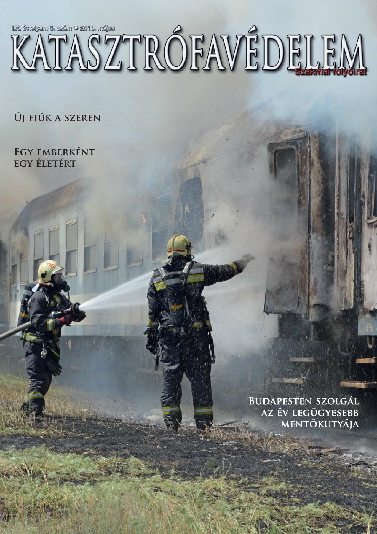 A Katasztrófavédelem magazin LX. évfolyam 5. szám megtekintése
