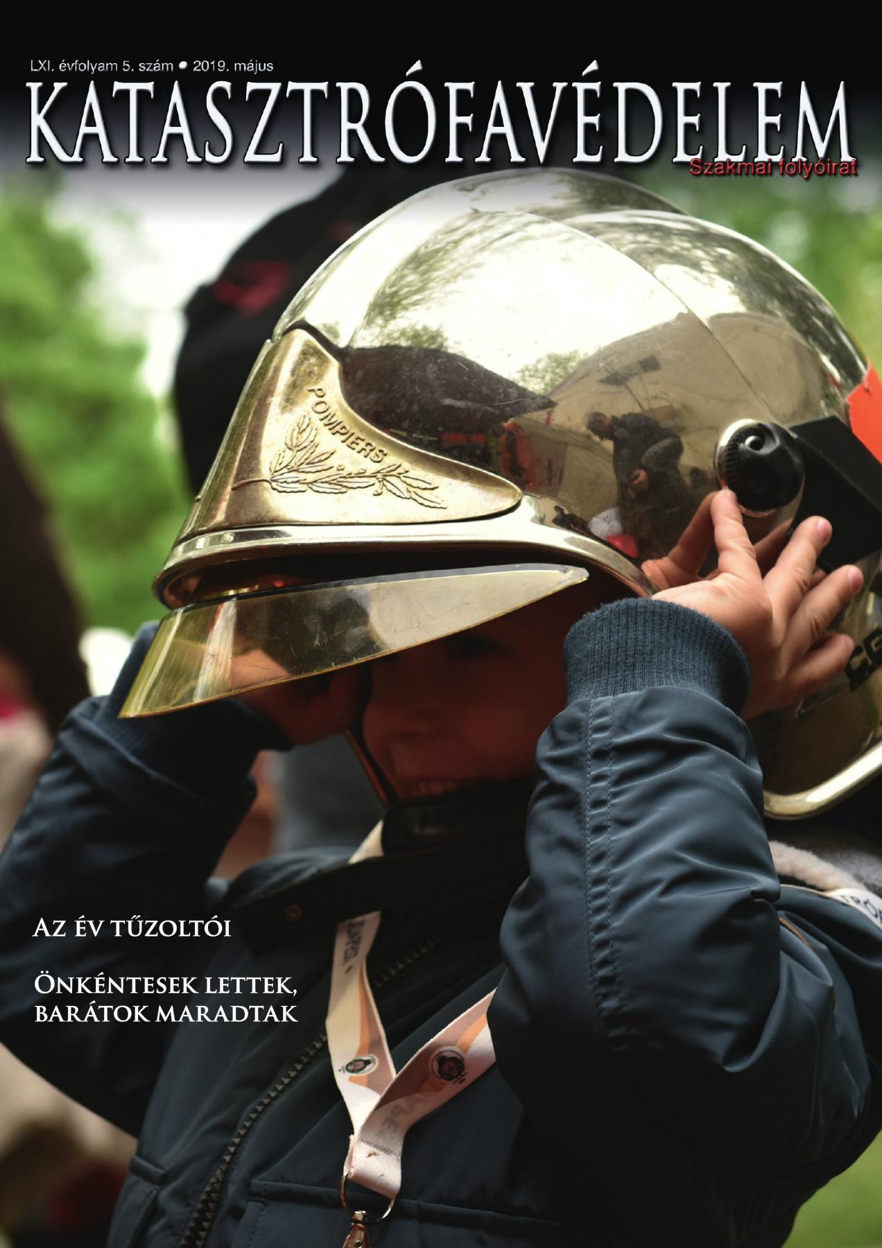 A Katasztrófavédelem magazin LXI. évfolyam 5. szám megtekintése