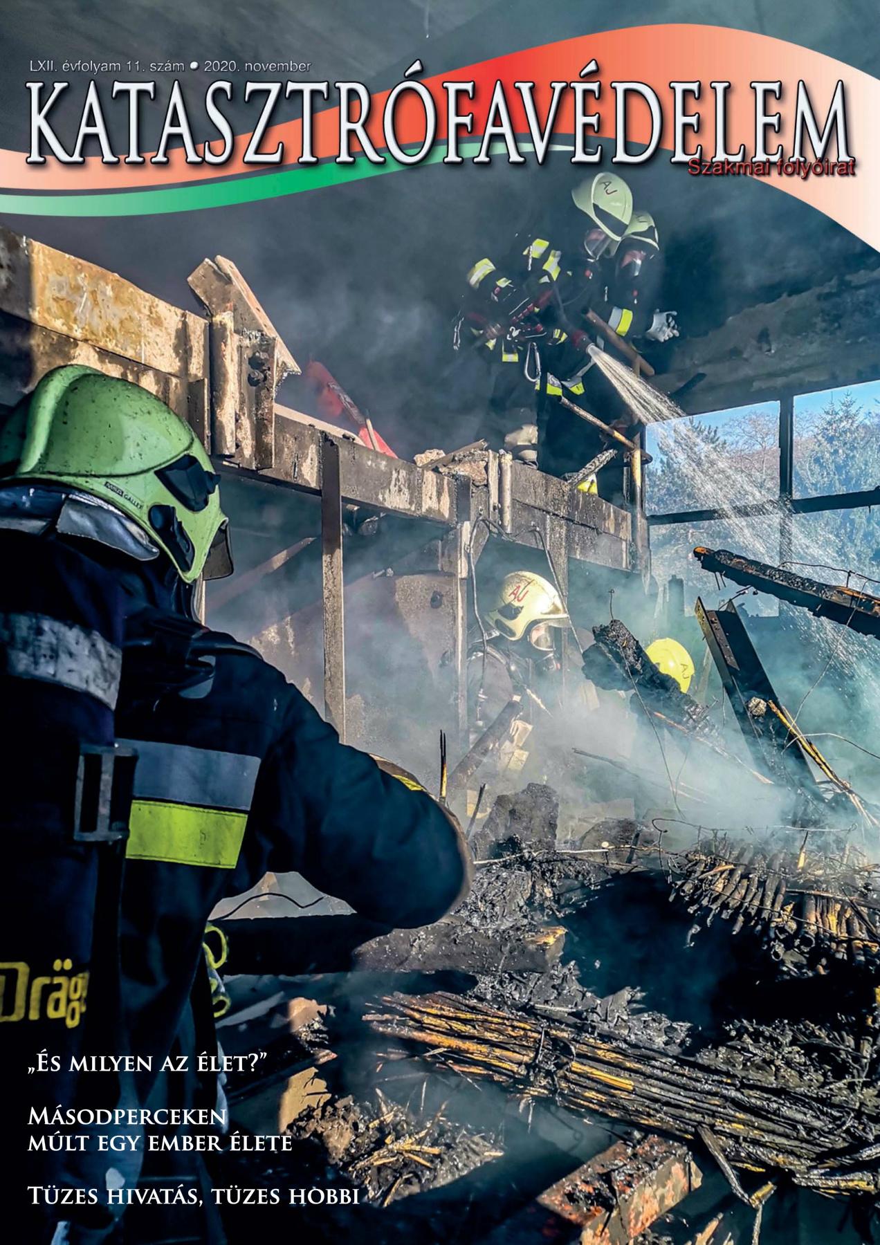 A Katasztrófavédelem magazin LXII. évfolyam 11. szám megtekintése