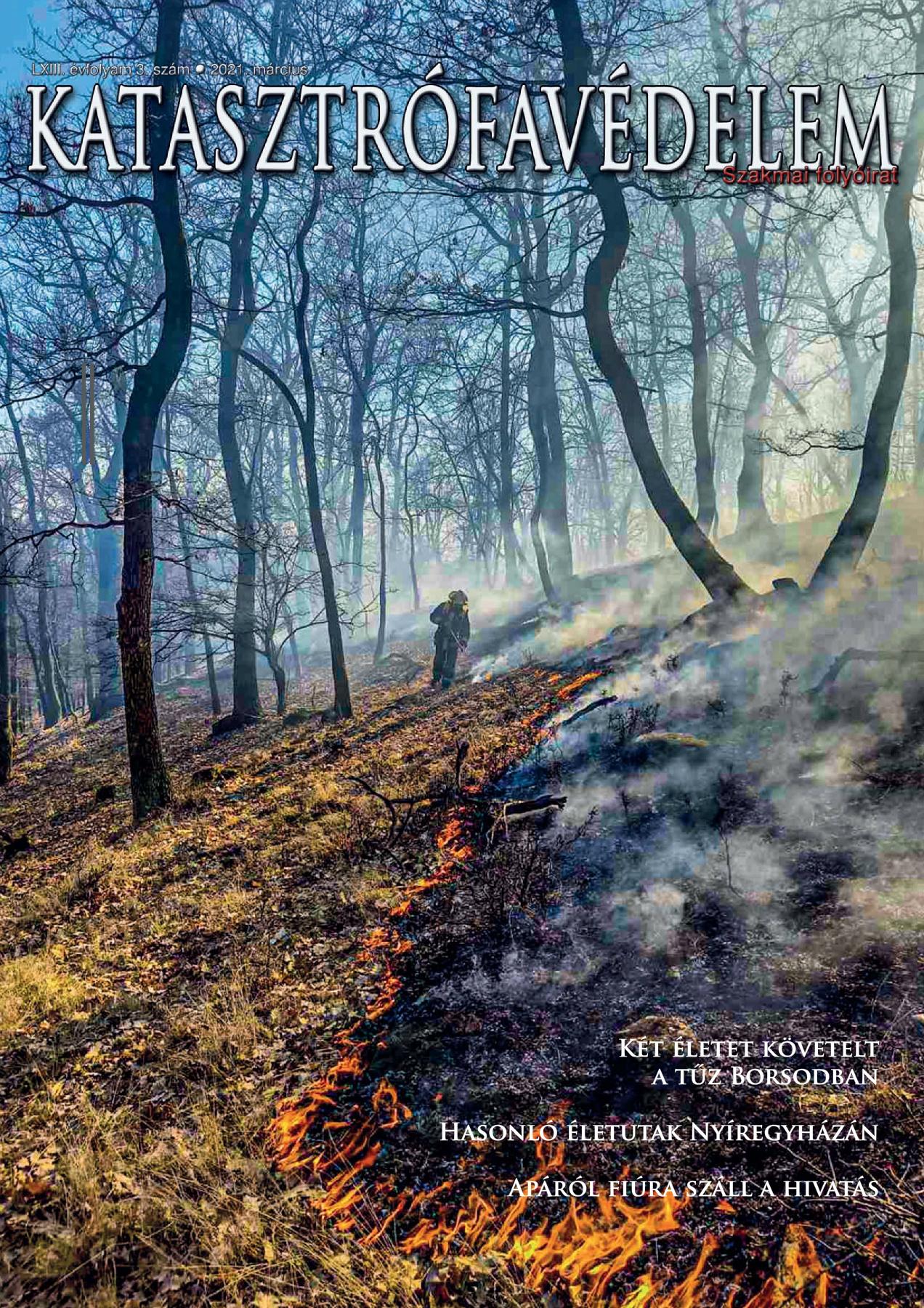 A Katasztrófavédelem magazin LXIII. évfolyam 3. szám megtekintése