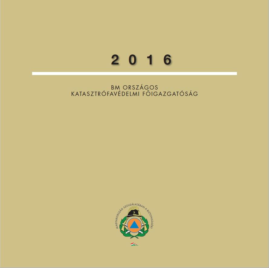Évkönyv - 2016 megnyitása